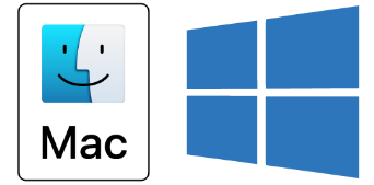 Mac and Windows icon